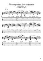 Jean Sébastien BACH-Sonate 147-Jésus Que Ma Joie Demeure.