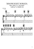 Beethoven – SONATE au CLAIR de LUNE